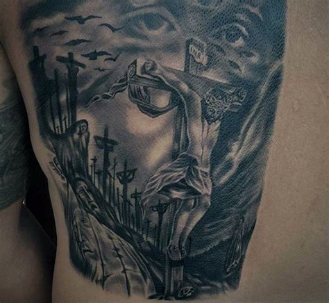 tattoo 3d jesus fantastic back 3d jesus tattoo golfian com
