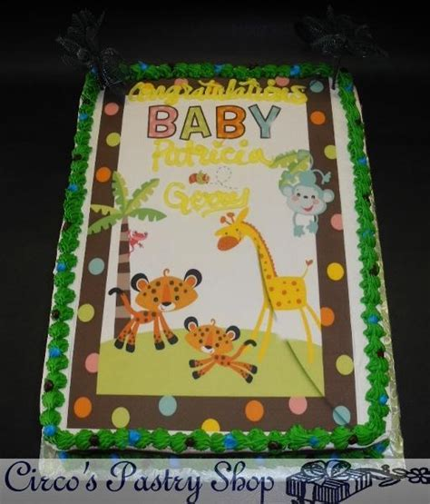 Brooklyn Baby Shower Cakes Bushwick Fondant Baby Shower Cakes   Page 15
