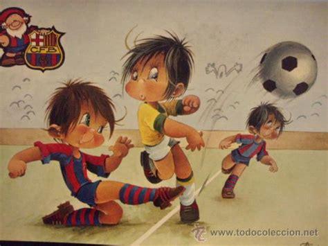 imagenes de niños indigenas jugando bonita postal ni 241 os futbol barcelona edicion comprar