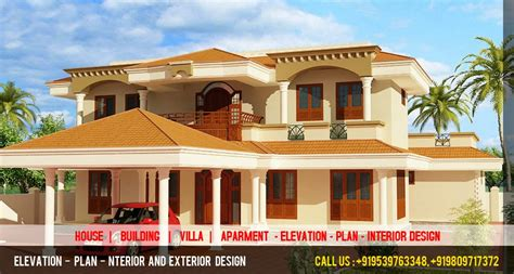 3d elevation plan designer best 3d house elevation plan