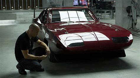 vin diesel will a dodge charger daytona in 6 fast 6
