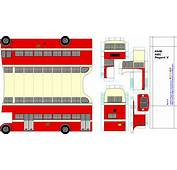 Classic Buses Website Paper Model And Coaches