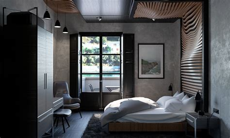 cozy master bedroom 4 luxury bedrooms with unique wall details