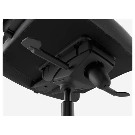 Markus Swivel Chair Vissle Dark Grey Ikea Markus Swivel Chair