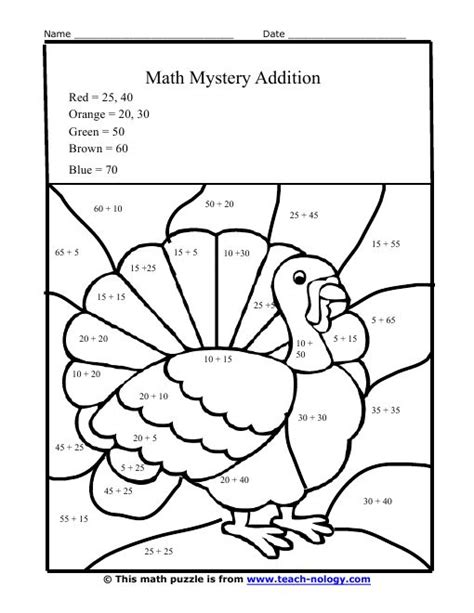 Thanksgiving Coloring Pages For Second Grade | 73 best second grade worksheets activities images on