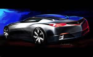 acura advanced sports car concept wallpapers cool cars