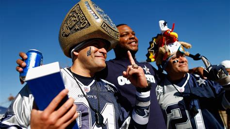 dallas cowboys fan are dallas cowboys fans being overly optimistic