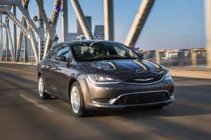 Picture Of Chrysler 200 2016 Chrysler 200 Reviews And Rating Motor Trend