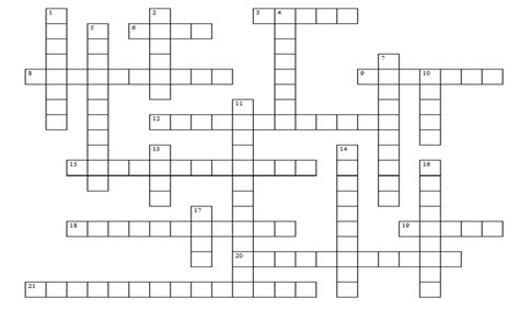 crossword puzzle template best photos of blank crossword puzzle blank crossword