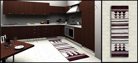 tappetini da cucina acquistare con gli sconti tappetini tappeti da bagno e da