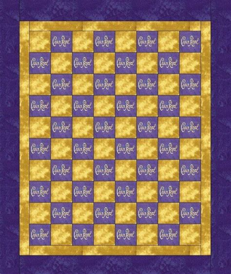 Crown Quilt Pattern by 1000 Ideas About Crown Royal On Liquor Bottle