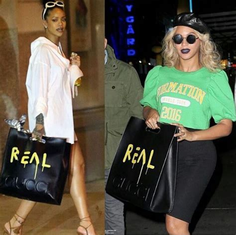 Get Beyonces Bag by Black Satino S Who Rocked This Bag Better Beyonce