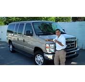 Ford E 350 Econoline 12 15 Passenger Vans  Brondes Toledo