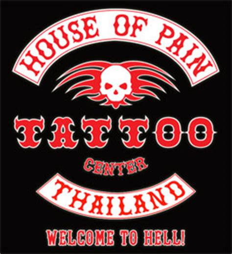 house of pain tattoos thailand thai studios reviews and sak yant