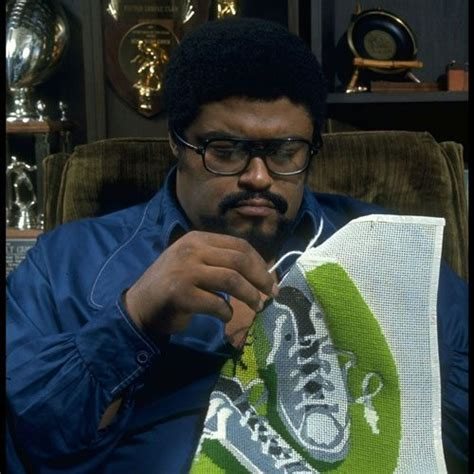 rosey grier knitting unique 1970 s crocheter pro football player rosey grier