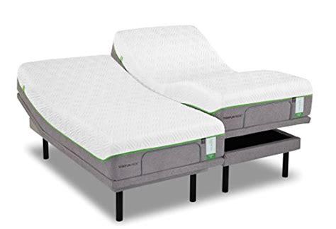 tempur ergo premier grey adjustable base twin xl buy   uae furniture products