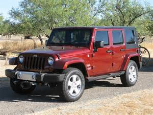 2010 jeep wrangler unlimited towing setup