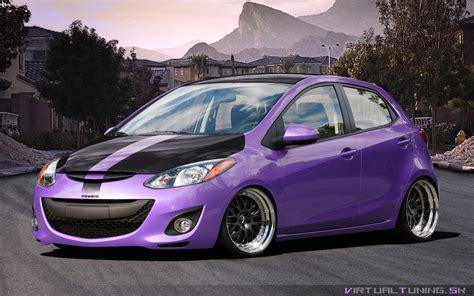 Spion Mazda 2 1 mares s profile autemo automotive design studio