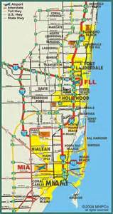 Map Of Miami Area by Map Of Florida Ft Lauderdale Area Pictures To Pin On