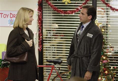 Carol From The Office by Michael Carol Relationship Dunderpedia The Office Wiki