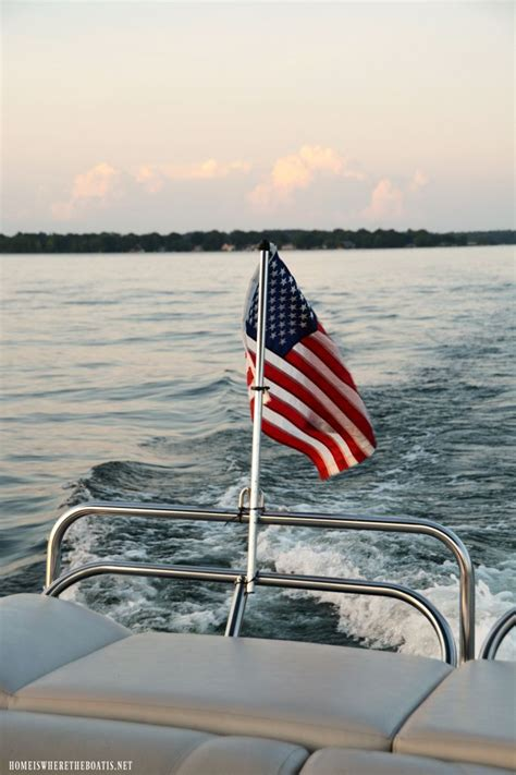 party boat flags best 25 pontoons ideas on pinterest pontoon boats