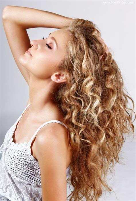 how to curl loose curls on a side ethnic hair 1000 ideas about loose spiral perm on pinterest body