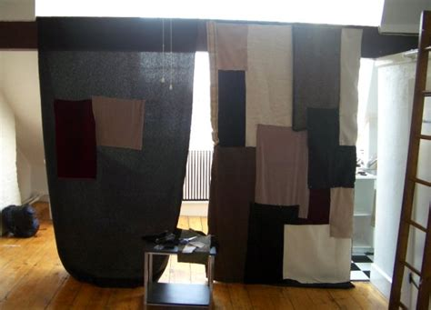 drapery loft loft drapes