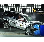 Mahindra XUV 500  4 Star Rating ANCAP Crash Tests