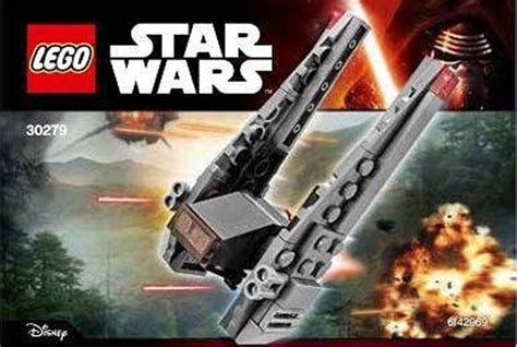 Lego Wars Polybag Kylo Ren S Command Shuttle 30279 nouveau polybag wars 30279 kylo ren s command shuttle hoth bricks