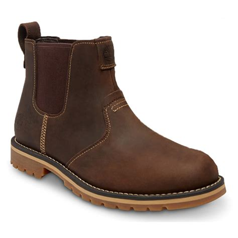 all timberland boots mens timberland grantly chelsea leather mens boots all sizes in