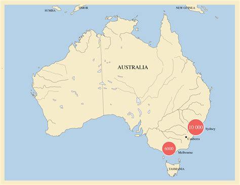 australia global map australia melbourne s march global