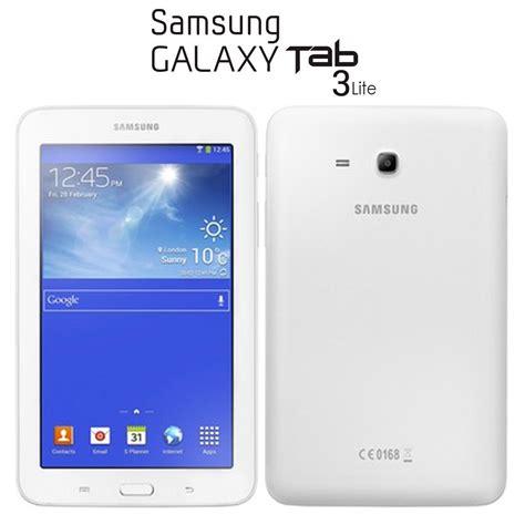 Galaxy Tab 3 Lite Wifi T110 tablet samsung galaxy tab 3 7 0 lite sm t110 8 gb wi fi blanco usada b ebay
