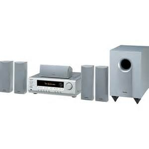 onkyo home theater onkyo ht s3100s 5 1 channel home theater system ht s3100s b h