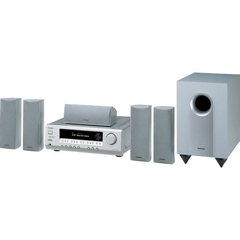 onkyo ht s3100s 5 1 channel home theater system ht s3100s b h