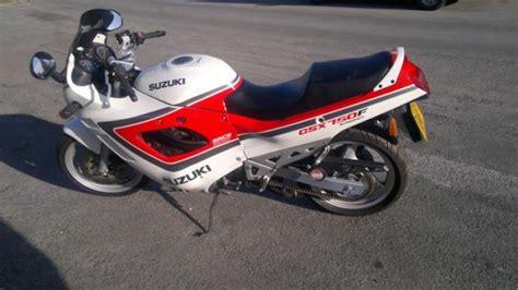 Suzuki Gsx F 750 1990 Suzuki Gsx 750 F Moto Zombdrive