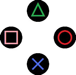image playstation buttons png the wiki about pennsylvania