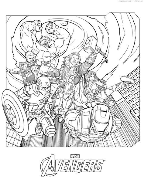 avengers coloring pages avengers coloring avengers