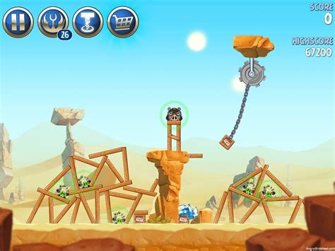 angry birds wars doodle activity annual 2013 angry birds wars 2 escape to tatooine level b2 9