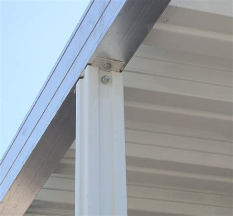 Aluminum Awning Posts by Awning Parts
