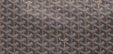 Textile Design by The Ultimate Bag Guide The Goyard St Louis Tote And