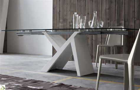 tavolo cucina moderno tavolo di design in vetro venezia arredo design