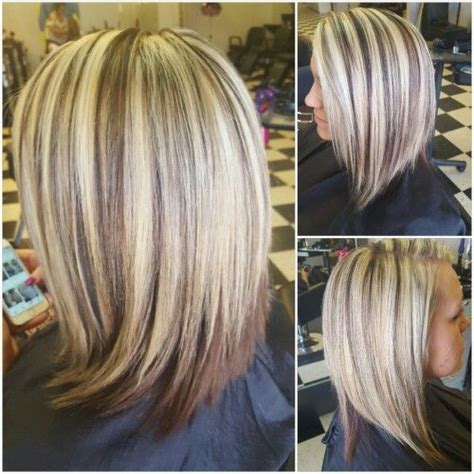 high and low highlights for hair pictures 642 best hair hair hair images on pinterest hair colors