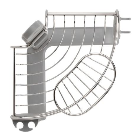 stainless steel bathtub caddy caddy stainless steel corner bathroom shower adjustable