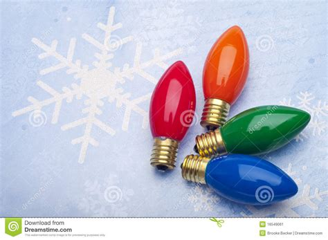 vintage style holiday lights stock image image 16549061
