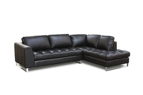 L Shaped Black Leather Sofa by 2 Pc Raf Sectional Classic L Shaped Black Leather Sofa