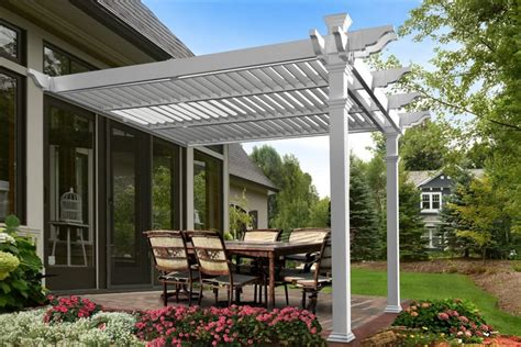 Cost Of Kitchen Island pergola the garden and patio home guide