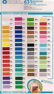 oracal 631 color chart 4 12 inch by 12 inch sheets of oracal 631 by carolinavinylarts
