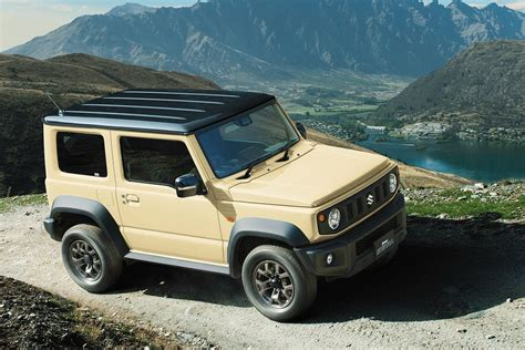 2019 Suzuki Jimny by 2019 Suzuki Jimny To Be Sub 30k High Spec Roader