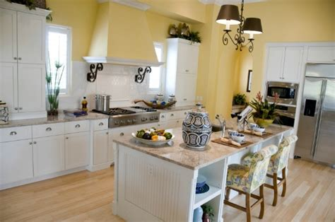 yellow kitchen paint schemes kitchen paint colors we