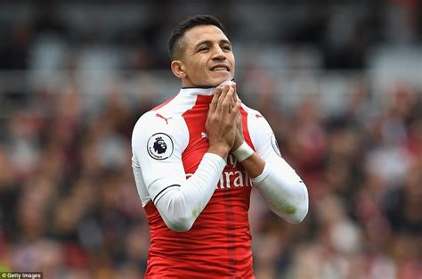 alexis sanchez off the ball movements arsenal 0 0 middlesbrough arsene wenger s side frustrated